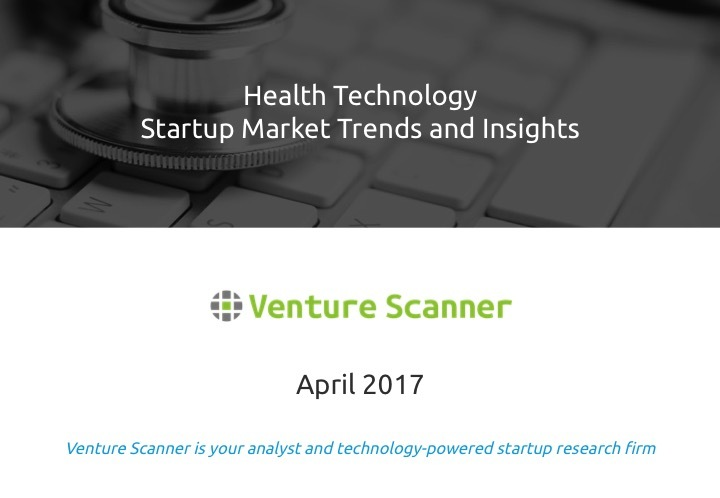 Health Technology Q1 2017 Market Report