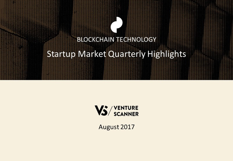 Blockchain Tech Q3 2017 Highlights