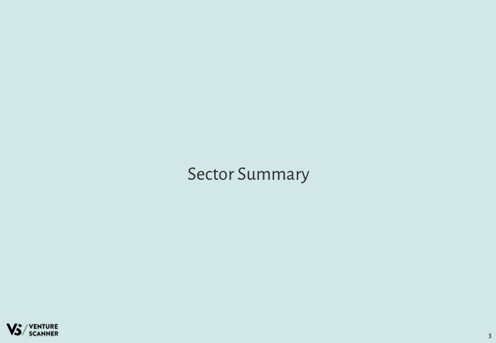 Fintech Q4 2017 Sector Summary