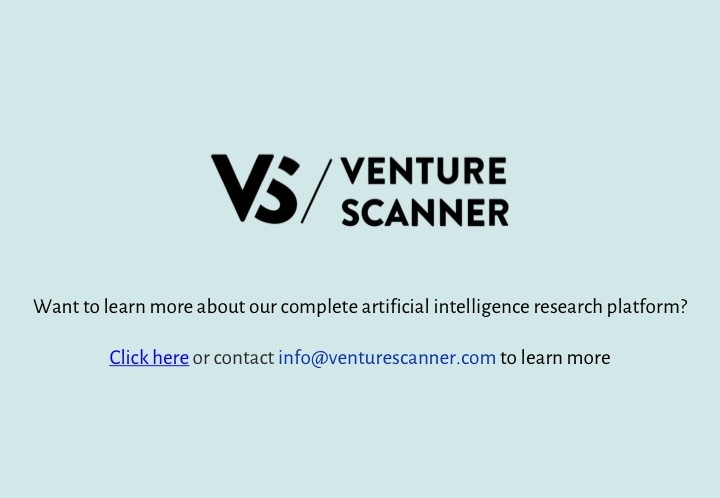 AI Q4 2017 Venture Scanner Contact Info