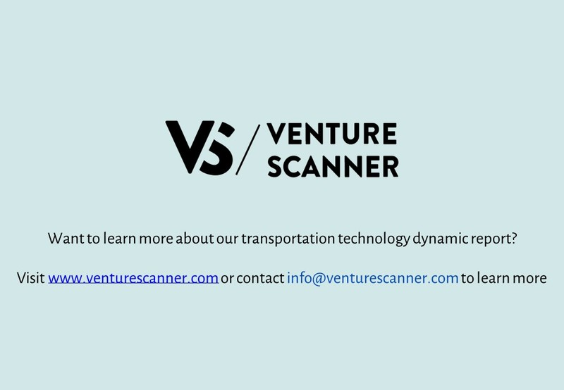 Transportation Technology Slideshare End