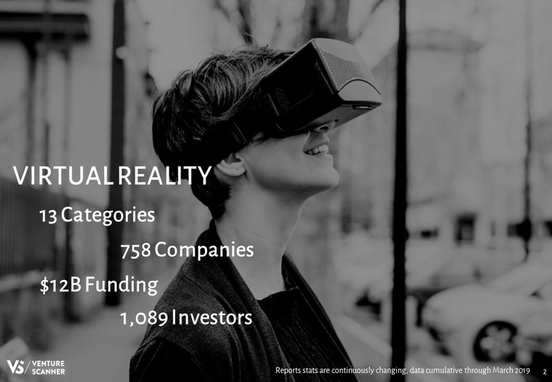 Virtual Reality Sector Summary